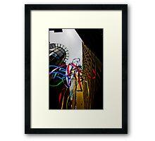 Ribbon (Canon 5) Framed Print