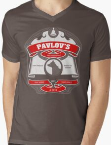 Pavlovs Pet Conditioner Mens V-Neck T-Shirt