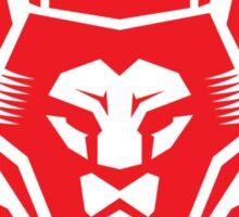 Rebel Zion - Lion Sticker