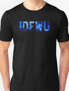 Big Sean 'IDFWU' Cobalt Clouds T-Shirt