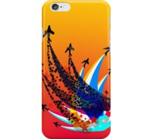 Sabre Flight iPhone Case/Skin