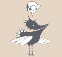 NO Bird by MrHoisington