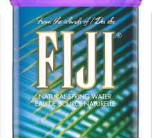 FIJI LEAN Sticker