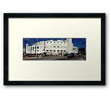Comiskey Park Framed Print