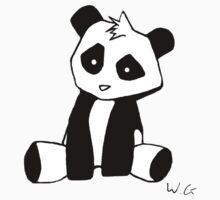 Panda. by Will Guy