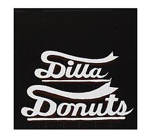 J DILLA DONUTS RIP by gtboys