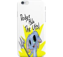 Fizz Dodge ALL the ults! iPhone Case/Skin
