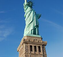 Lady Liberty by Sarah Verrall