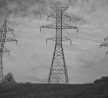 The Electrical Field by dabak