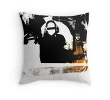 Arm Throw Pillow