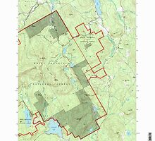 Maine USGS Historical Map East Stoneham 105100 1995 24000 by wetdryvac
