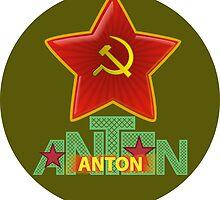 Anton Army by Rif Khasanov