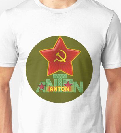 Anton Army Unisex T-Shirt