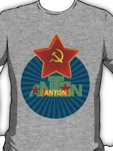 Anton Name T-Shirt