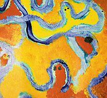 Snakey Snakes by Amy Ronhovde