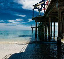 Brighton Jetty. by Ryan Carter