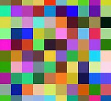 Color Squares 12 by RubenW