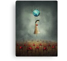 World Peace Canvas Print