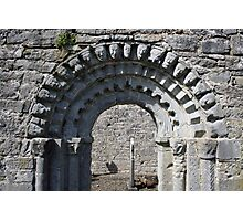 Dysert o Dea church arch Photographic Print