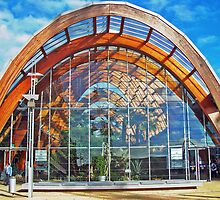Winter Gardens HDR by Nathan Walker