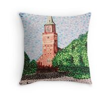 Turku Cathedral, Finland Throw Pillow