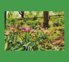 Dreamy Tulip Garden - Impressions Of Spring Kids Clothes