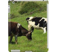 Cows on a Farm iPad Case/Skin