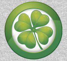 Saint Patrick's Day, Four Leaf Clovers by Vitalia