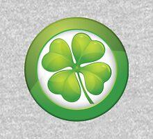 Saint Patrick's Day, Four Leaf Clovers Unisex T-Shirt