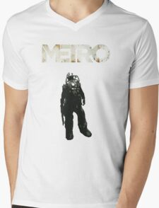 Metro Mens V-Neck T-Shirt