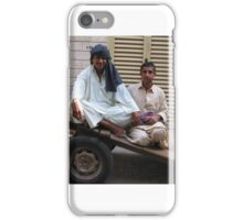 Young men of Dubai iPhone Case/Skin