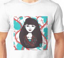 Inky Asian Unisex T-Shirt
