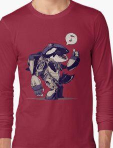 Cyb-Orca Long Sleeve T-Shirt