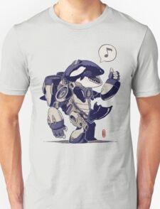Cyb-Orca Unisex T-Shirt