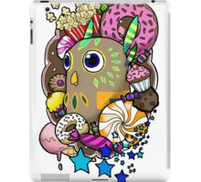 Viva Pinata - Hootyfruity Collage! iPad Case/Skin