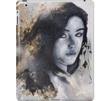 the chemistry between us iPad Case/Skin