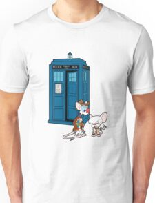 Gee Doctor What Are We Going To Do Tonight? (classic) Unisex T-Shirt