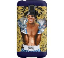 """Samoking"", Basquiat takes on the world Samsung Galaxy Case/Skin"