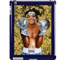 """Samoking"", Basquiat takes on the world iPad Case/Skin"