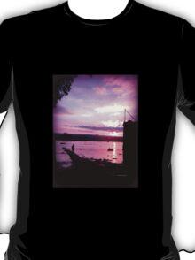 Sunset Sillhouette T-Shirt