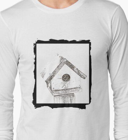 Bird House Dreams Long Sleeve T-Shirt