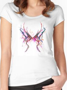 cool sketch 73 Women's Fitted Scoop T-Shirt