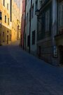 Old Town, Linz by Walter Quirtmair