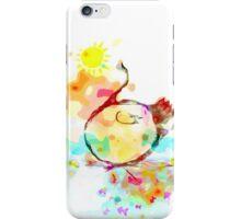 cool sketch 74 iPhone Case/Skin