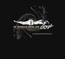 James #Bond_age_ gun barrel/swirl Unisex T-Shirt