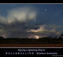Bullabulling Lightning by Daniel Fitzgerald