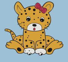 Baby Leopard Kids Clothes