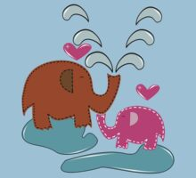 Happy Elephants Kids Clothes