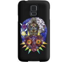 Majora's Mask Stained Glass Samsung Galaxy Case/Skin