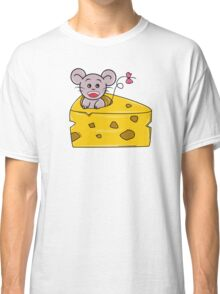I Love Your Cheese Classic T-Shirt